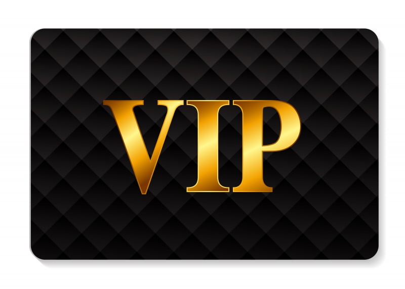 VIP la cazinouri